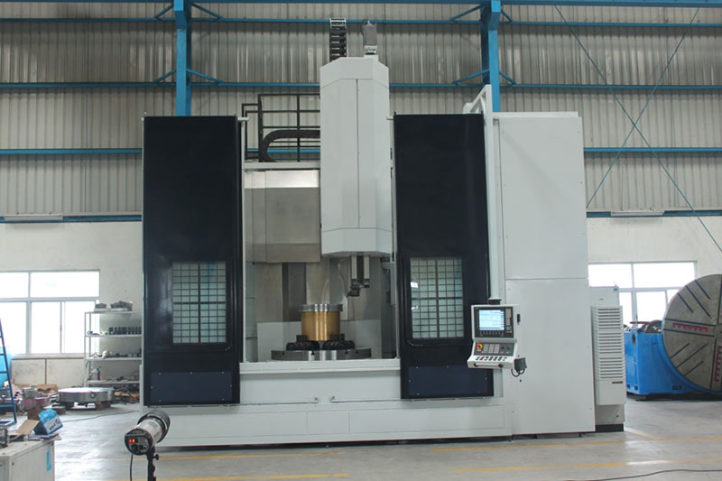 Gantry Type Vertical Machining Centre