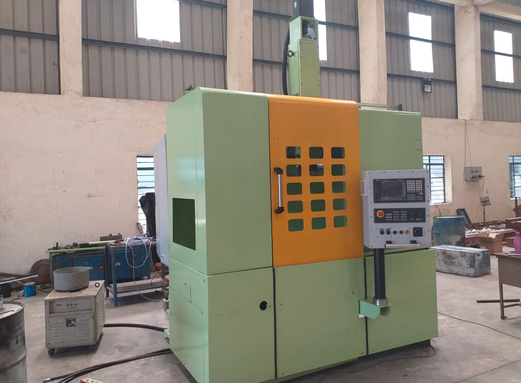 CNC Vertical turning Centre
