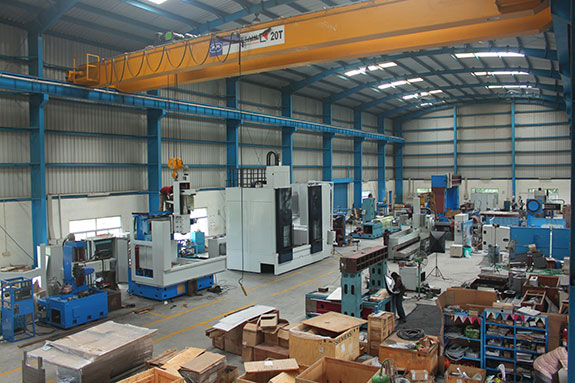 Reconditioning of heavy duty machine manufacturers in chennai