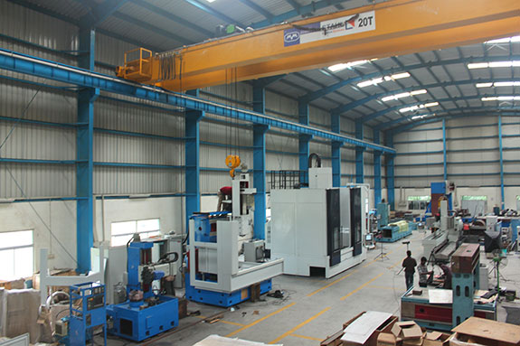 CNC Double column VTL manufacturers in chennai