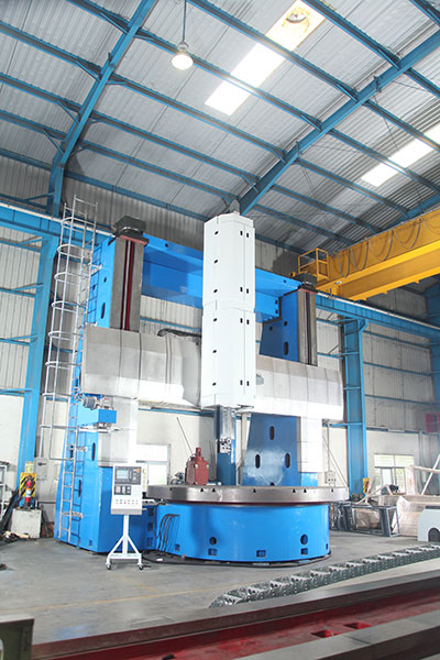 cnc retrofitting of heavy duty machine manufacturers